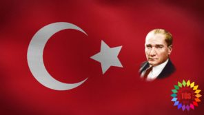 TÜRKİYE CUMHURİYETİNİN 95'İNCİ YIL DÖNÜMÜ KUTLU OLSUN!..